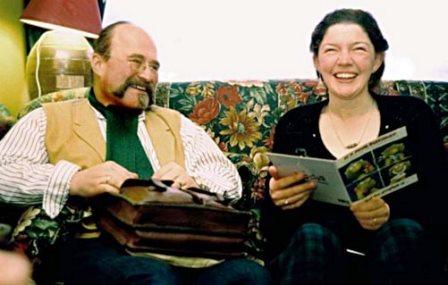 Ngak'chang Rinpoché et Khandro Detchen